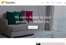 Franchise - WordPress Corporate Business Theme
