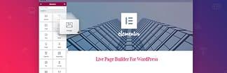 Elementor - Live Page Builder Plugin
