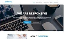 Uncode Lite - Free WordPress Corporate Theme