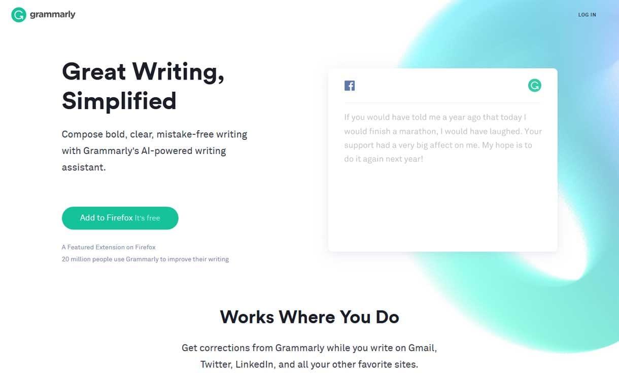 Grammarly - Best Online Grammar Tools