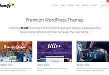 WordPress Deals and Discounts for Halloween 2018 - Themify