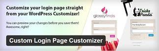 Custom Login Page Customizer - Free Internet Marketing Plugin