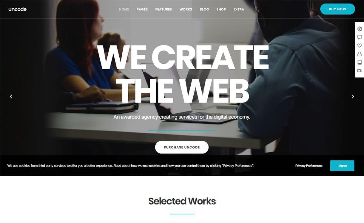 uncode-best-premium-gdpr-friendly-wordpress-theme