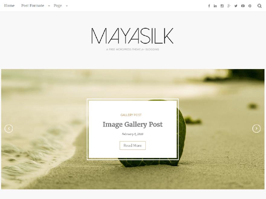 MayaSilk