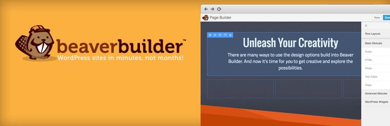 Beaver Builder Lite - WordPress Plugins To Enhance Your Web Design