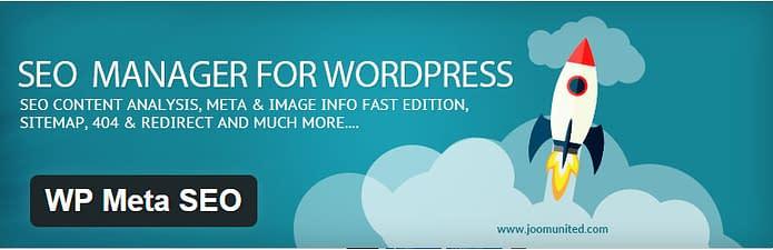 WP Meta SEO - Free SEO WordPress Plugin