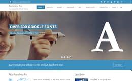 AccessPress Pro Premium Wordpress Business Theme