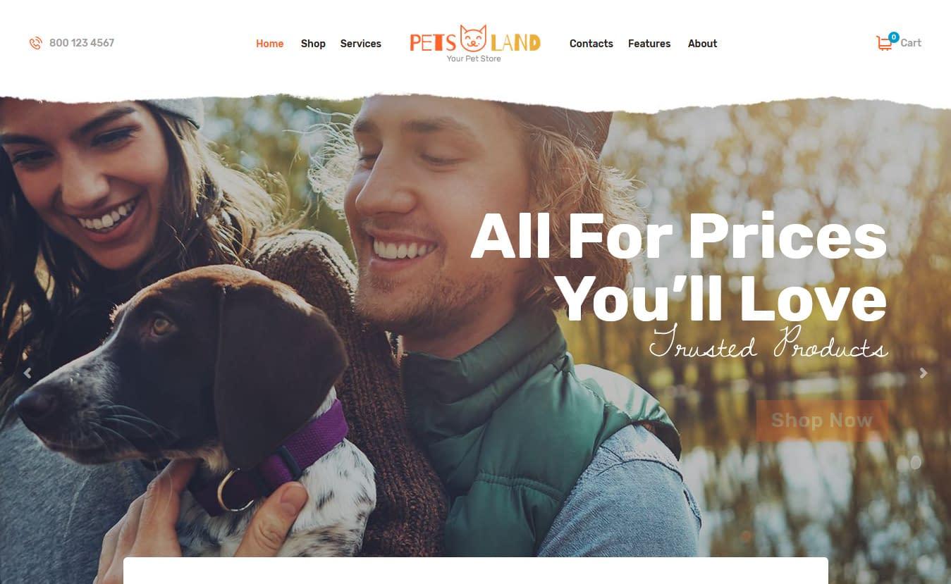 10+ Best Premium Animal and Pet WordPress Themes