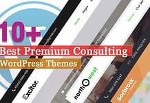 Best Premium Consulting WordPress Themes