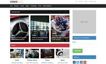 VideoBlog - Free WordPress Blogging Theme