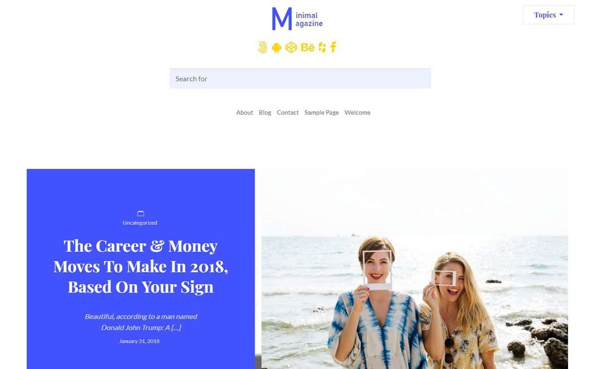 minimal-maagazine-best-free-minimal-wordpress-theme