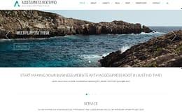 AccessPress Root Pro - Premium WordPress Business Theme