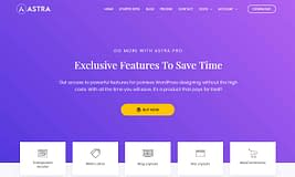 Astra Pro - Premium WordPress Multipurpose Theme