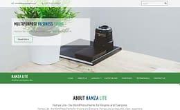 hamza-lite-free-WordPress-theme