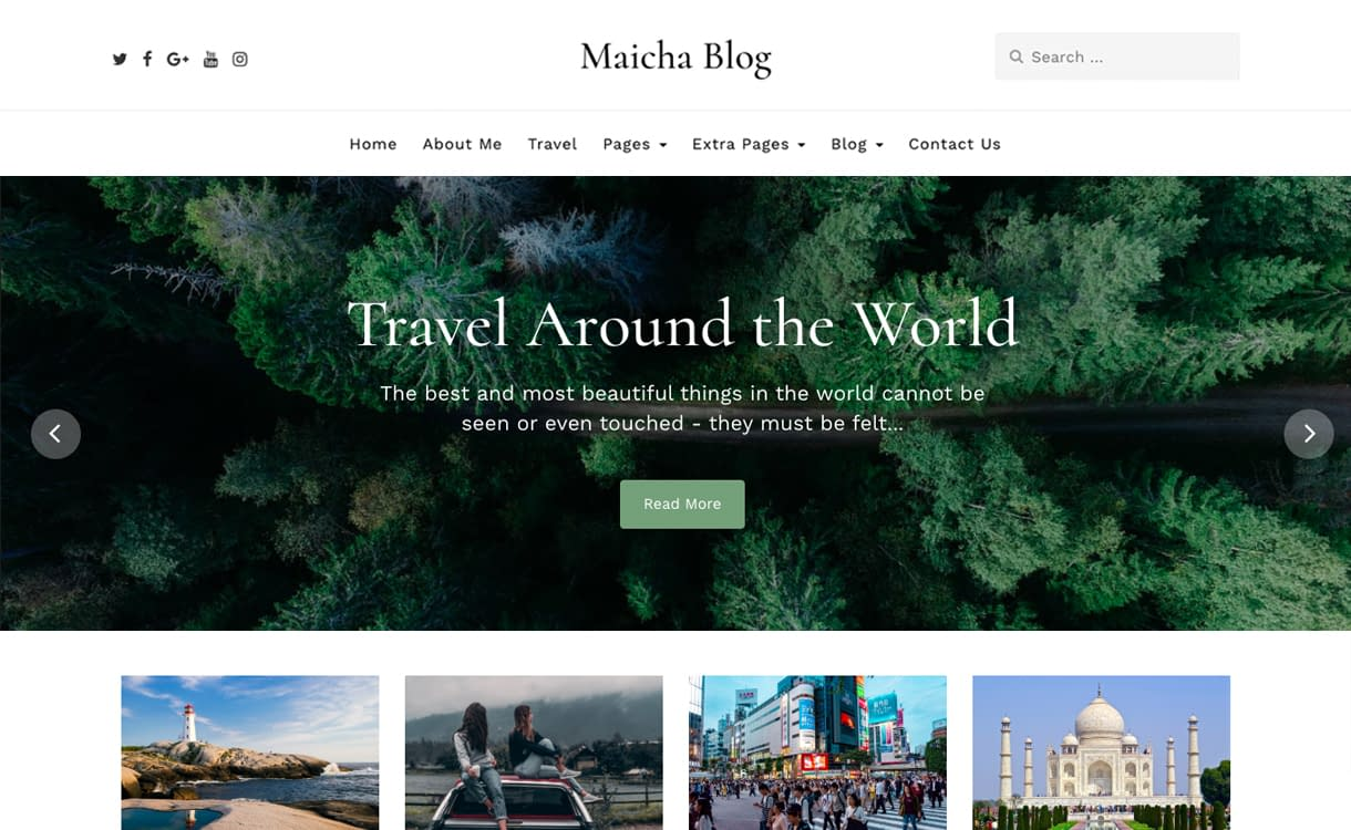 30+ Best Free WordPress Blog Themes for 2020
