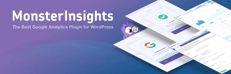 MonsterInsights - WordPress Plugins To Enhance Your Web Design