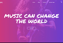 Airi Pro – Premium WordPress Business Theme