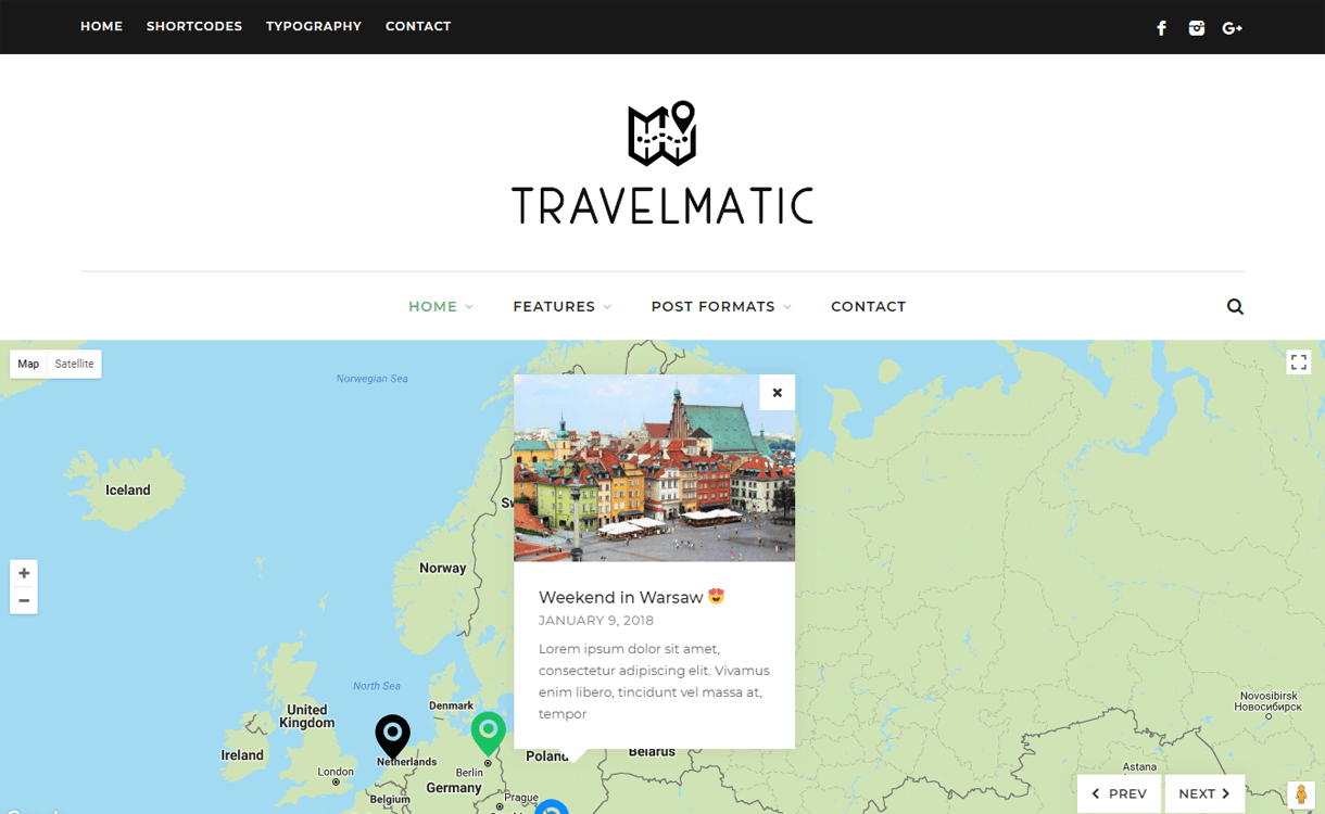 21+ Best WordPress Travel Blog Themes 2020