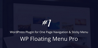 WP Floating Menu Pro Review