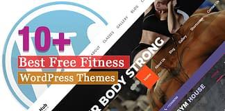 Best Free Fitness WordPress Themes