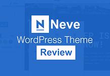 Neve WordPress Theme Review