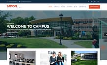 Download Campus - Free Education WordPress Theme