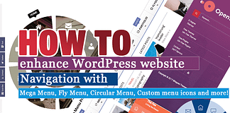 How to Enhance WordPress Website Navigation with Mega Menu, Custom Menu and Menu Icons