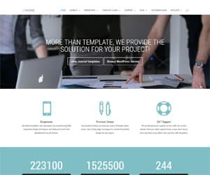 25% Off in all Premium WordPress Theme by Ltheme