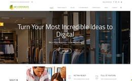 WP Corporate Pro - Premium Business WordPress Theme