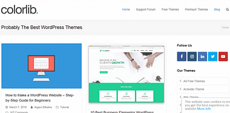Colorib WordPress CustomizationService