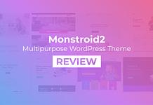 Monstroid2 – Multipurpose WordPress Theme Review