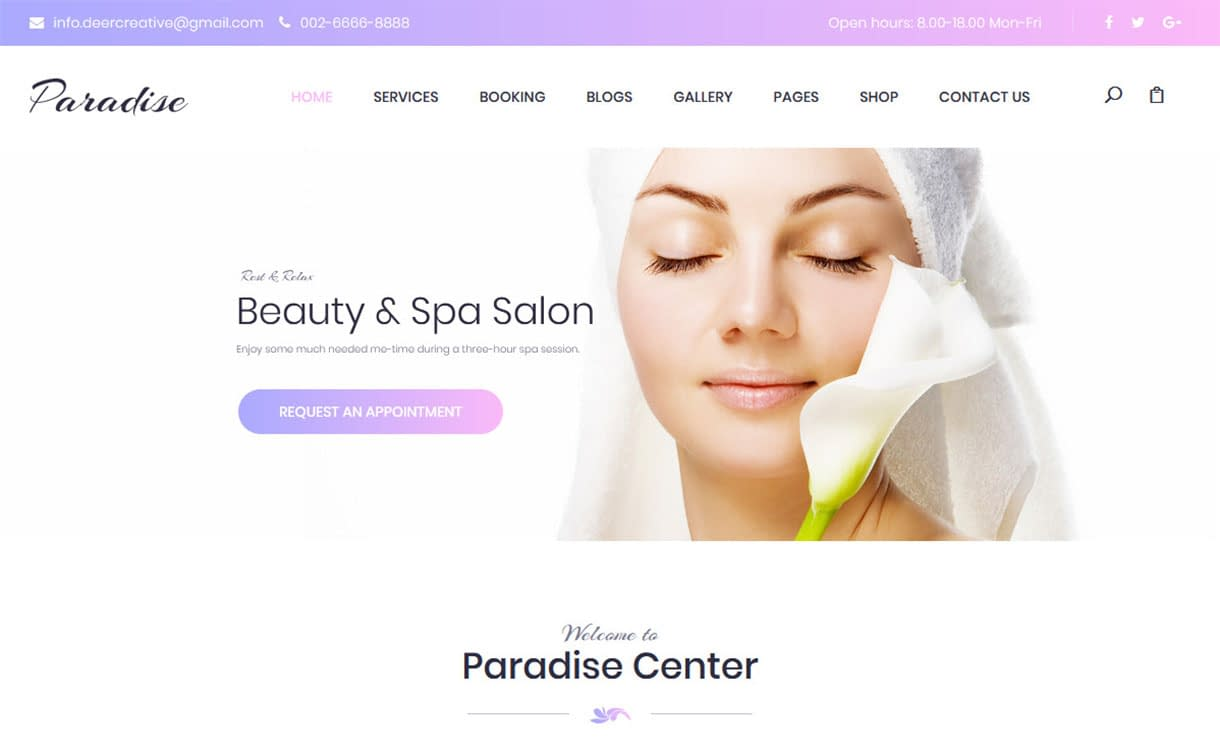 paradise-best-premium-spa-beauty-wordpress-theme