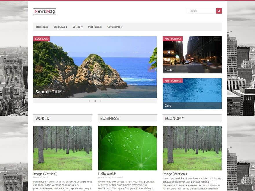 newsmag-free-wordpress-magzine-theme