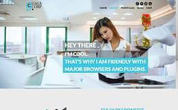 Gaga Corp - Free Educational WordPress Theme