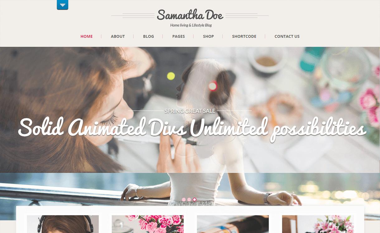 SKT Girlie Lite-Best Free & Premium Real Estate WordPress Themes