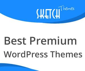 10% Off in Premium WordPress Themes by Sketch Themes