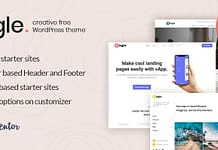 Bingle - Free Elementor WordPress Theme