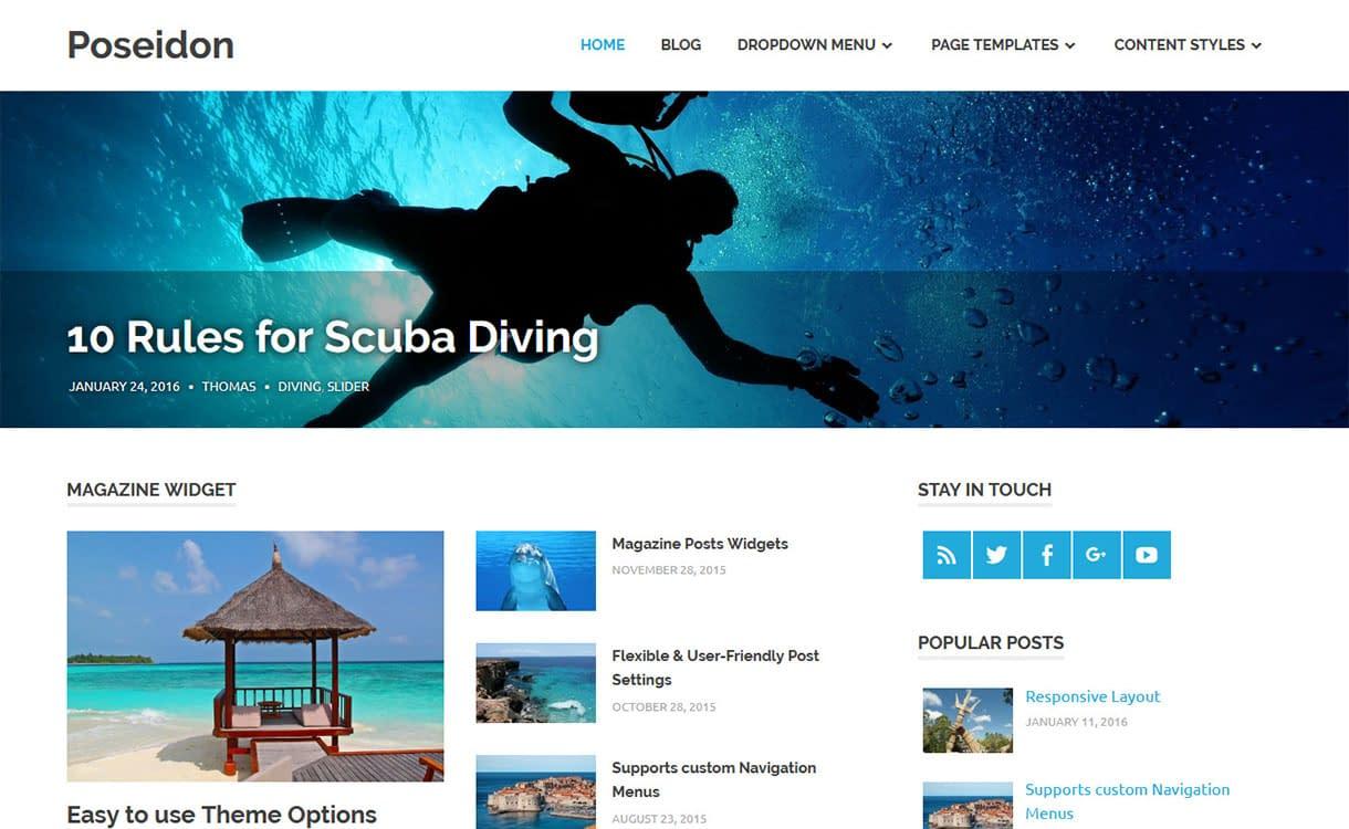 poseidon-best-free-fullscreen-wordpress-theme