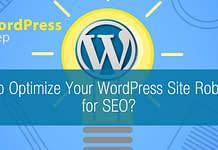 How to Optimize Your WordPress Site Robots.txt for SEO