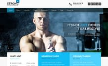 SKT Strong - Free Corporate WordPress Theme