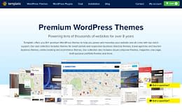 Templatic - Best WordPress Plugin Store