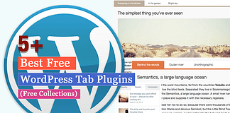 Best Free WordPress Tab Plugins