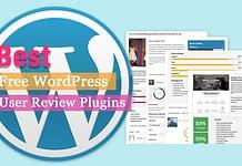 Best Free WordPress User Review Plugins