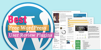 Best Free WordPress User Review Plugins