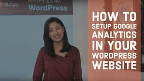 How to setup Google Analytics in your WordPress Website