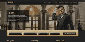 Philoxenia - Elegantly designed WordPress Hotel Theme