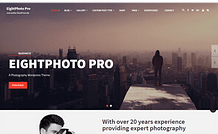 EightPhoto Pro-Premium Photography WordPress Theme