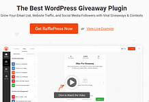 RafflePress - The Best WordPress Giveaway Plugin