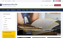 Academia Pro - Premium Education WordPress Theme
