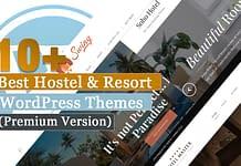Best Hotel / Resort Premium WordPress Themes and Templates